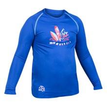 Camisa Térmica Poker Proteção UV50+ II Infantil
