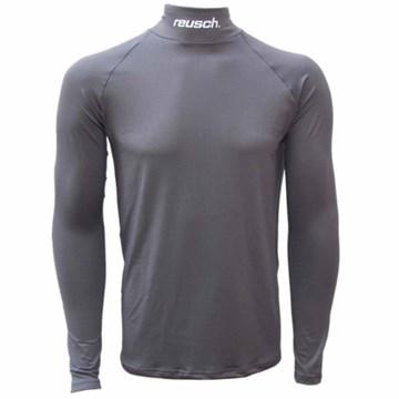 Camisa Térmica Reusch Underjersey Gola Alta Masculina