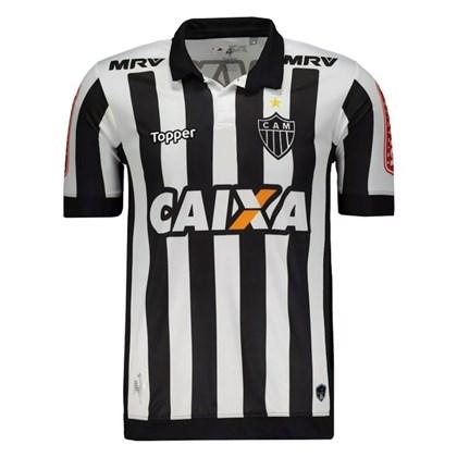 Camisa Topper Atlético 2017 Nº10 Masculina - EsporteLegal e5a5c38010e7b