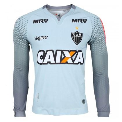 d72d1c3c4f Camisa Topper Atlético Mineiro Goleiro I S N 2017 Juvenil - EsporteLegal