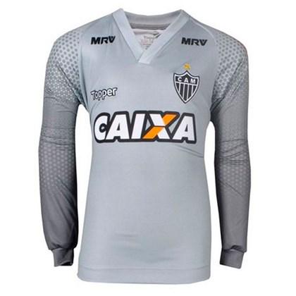 bdf6fcc8d4 Camisa Topper Atlético Mineiro Goleiro S N 2017 Infantil - EsporteLegal