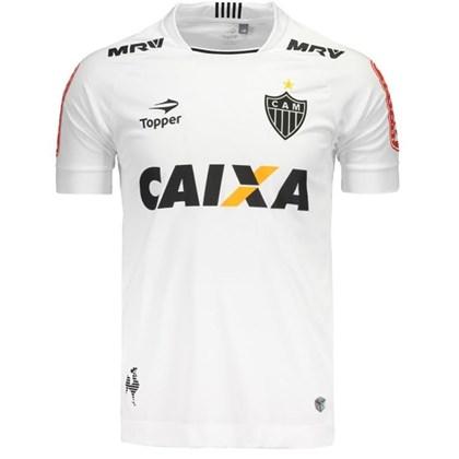 49ced635b4 Camisa Topper Atlético Mineiro II 2017 Juvenil