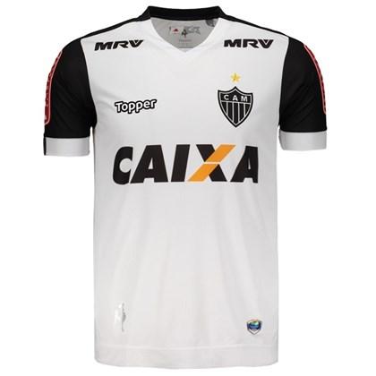 Camisa Topper Atlético Mineiro II 2017 N° 10 Masculino - EsporteLegal 93efbec06048c