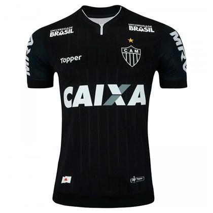 c13feae45 Camisa Topper Atlético Mineiro III 2018 Sem Número Masculina ...