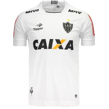 Camisa Topper Atlético Mineiro Oficial II 2017 Juvenil