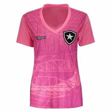 Camisa Topper Botafogo Aquecimento 2018 Feminina