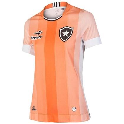 01ec37033fd16 Camisa Topper Botafogo Feminina