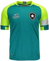 Camisa Topper Botafogo Goleiro 2016 - Jefferson