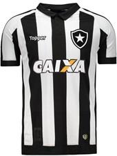 Camisa Topper Botafogo I 2017 Patrocínio 4200982