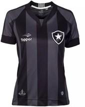 Camisa Topper Botafogo II 2016 Feminina - 4137519