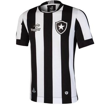 Camisa Topper Botafogo Oficial I Infantil