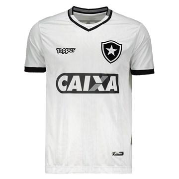Camisa Topper Botafogo Oficial III 2018 Masculina