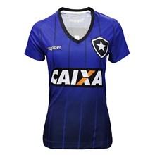 Camisa Topper Botafogo Treino 2018 Feminina