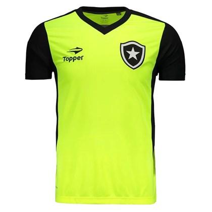 fb458dac34 Camisa Topper Botafogo Treino Masculina