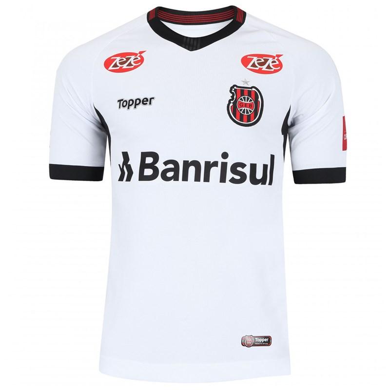 Camisa Topper Brasil de Pelotas Oficial II 2018 Masculina