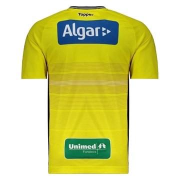Camisa Topper Ceará Oficial I Goleiro 2018 Juvenil