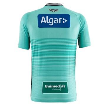 Camisa Topper Ceará Oficial II Goleiro 2018 Juvenil