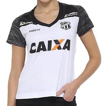 Camisa Topper Ceará Oficial Treino 2018 Feminina