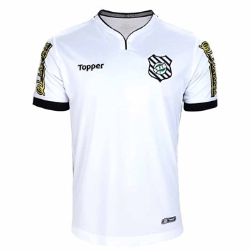 Camisa Topper Figueirense Oficial I 2018/19 Juvenil