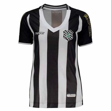 Camisa Topper Figueirense Oficial I 2018 Feminina