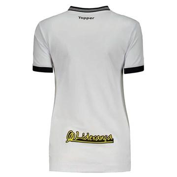 Camisa Topper Figueirense Oficial II 2018 Feminina