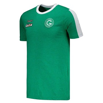 Camisa Topper Goiás Oficial Concentração 2018 Masculina