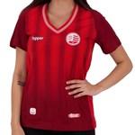 Camisa Topper Náutico Oficial III 2018 Feminina