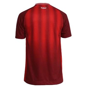Camisa Topper Náutico Oficial III 2018 Masculina