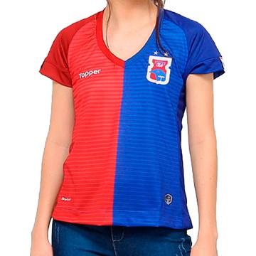 Camisa Topper Paraná Oficial I 2017 Feminina