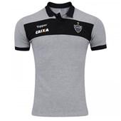 Camisa Topper Polo Atlético Mineiro Viagem Masculina