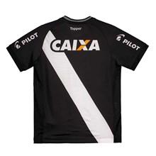Camisa Topper Ponte Preta Oficial II 2018 Juvenil