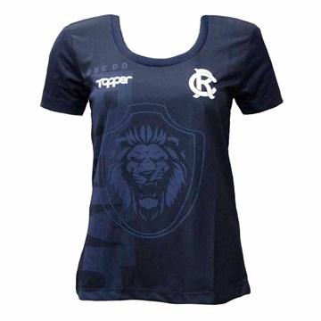 Camisa Topper Remo Aquecimento 2019 Feminina
