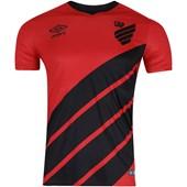 Camisa Umbro Athletico Paranaense Oficial I 2019 Masculina