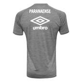 Camisa Umbro Atlético Paranaense Aquecimento 2018 Masculina