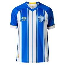 Camisa Umbro Avaí Oficial 1 2018 (Game) Nº10 S/Patrocínio Masculina