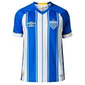Camisa Umbro Avaí Oficial 1 2018 Game S/Nº Masculina