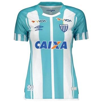 Camisa Umbro Avaí Oficial I 2017 Feminina
