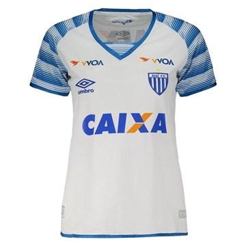 Camisa Umbro Avaí Oficial II 2017 Feminina