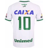 Camisa Chapecoense Goleiro Danilo Umbro Nº 1 68d26d08e1eb5