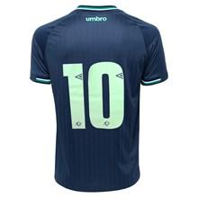 Camisa Umbro Chapecoense Oficial 3 2018 Nº10 Torcedor Masculina