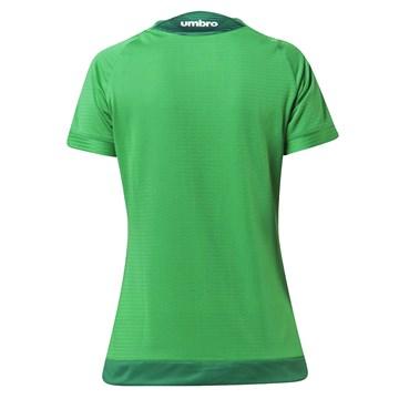 Camisa Umbro Chapecoense Oficial I 2017 Feminina