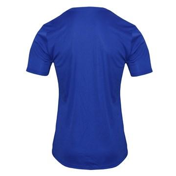 Camisa Umbro Cruzeiro Basic Infantil - Azul