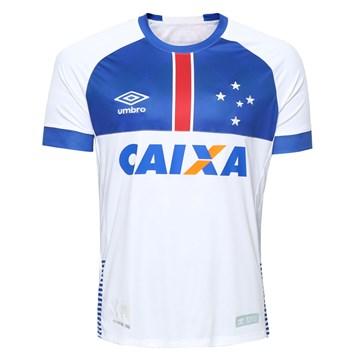 Camisa Umbro Cruzeiro Blar Vikingur 2018 Masculina