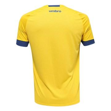 Camisa Umbro Cruzeiro Goleiro 2018 Infantil