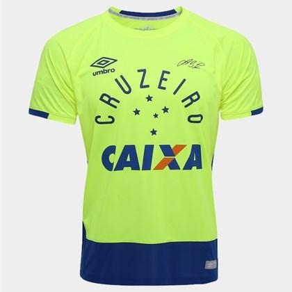Camisa Umbro Cruzeiro Goleiro