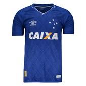 Camisa Umbro Cruzeiro I 2017/2018 Jogador