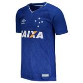 Camisa Umbro Cruzeiro I 2017 Jogador