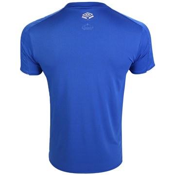 Camisa Umbro Cruzeiro I 2019 (Atleta S/N) Masculina - Azul