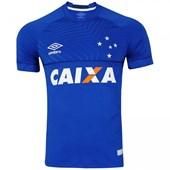 Camisa Umbro Cruzeiro Oficial 2018 Juvenil