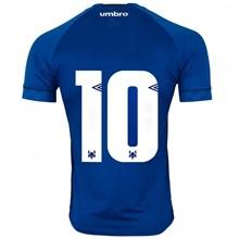 Camisa Umbro Cruzeiro Oficial I 2018 (Game Nº10)